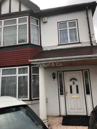 Thumbnail Semi-detached house to rent in Norwood Road, Southall
