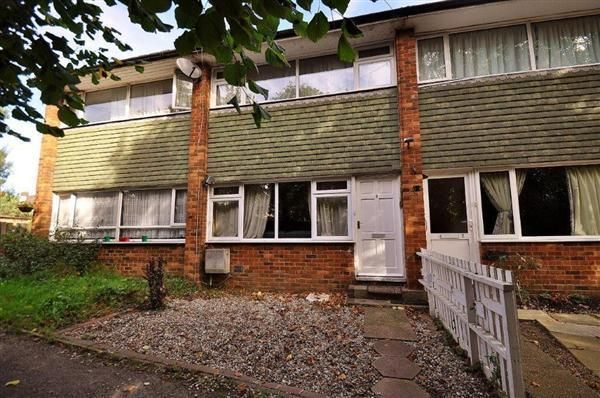 Thumbnail Terraced house to rent in Blue Line Lane, Ashford