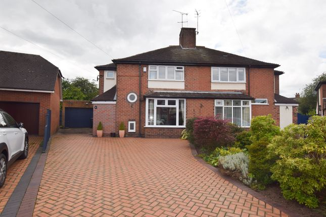 Semi-detached house to rent in St. Anthonys Drive, Newcastle-Under-Lyme