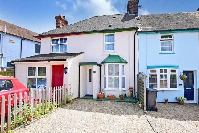 Thumbnail Terraced house for sale in Grosvenor Road, Kennington, Ashford, Kent