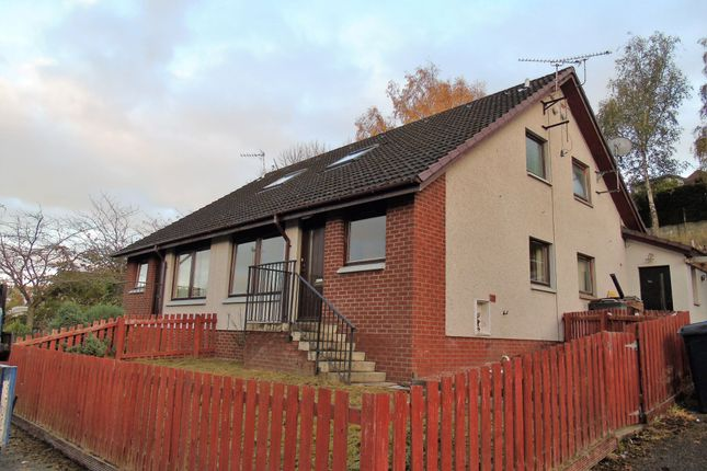 Thumbnail Duplex for sale in Overton Avenue, Inverness