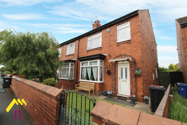 Thumbnail Semi-detached house for sale in Glamis Road, Town Moor, Doncaster