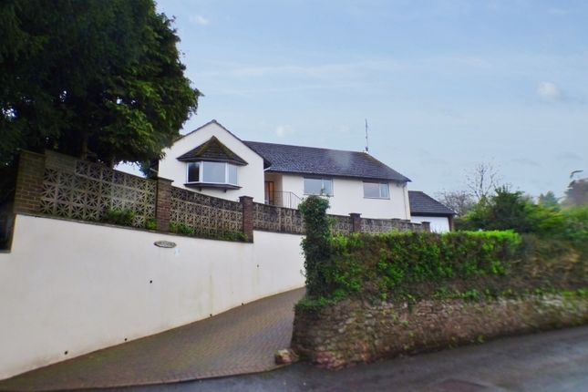 Thumbnail Detached bungalow for sale in Edginswell Lane, Torquay