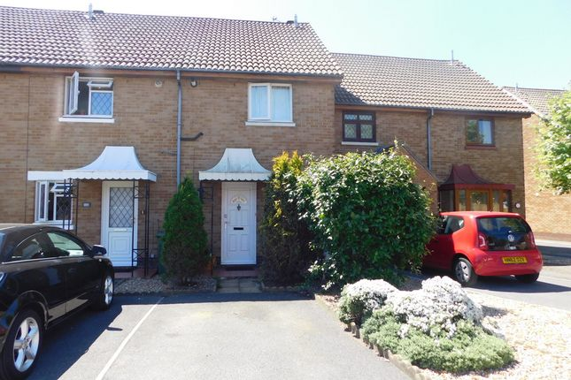 Thumbnail Terraced house to rent in Station Road, Drayton, Portsmouth