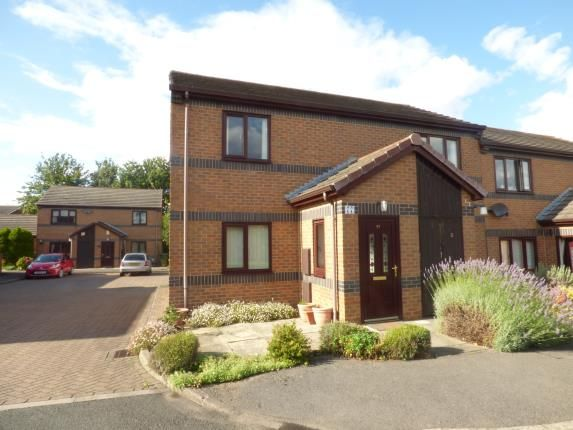 Thumbnail Maisonette for sale in The Grove, Walton, Wakefield, West Yorkshire
