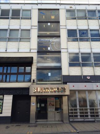 office to let in silver house silver street doncaster
