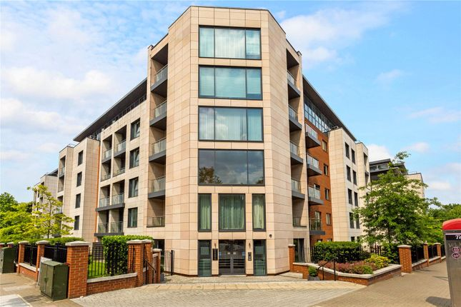 Thumbnail Flat for sale in College House, 52 Putney Hill, London
