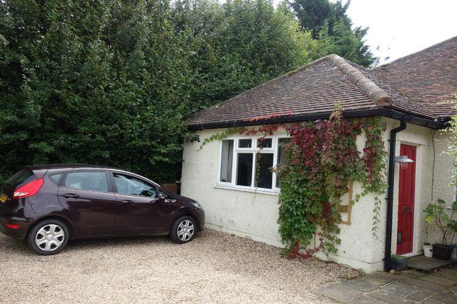 Thumbnail Semi-detached bungalow to rent in Ashurst, West End Lane, Essendon