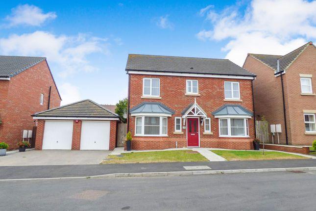 Thumbnail Detached house to rent in Carnoustie Close, Ashington