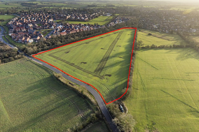 Land for sale in Warwick Road, Kibworth, Leicestershire