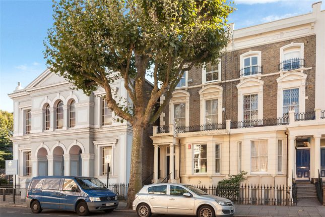 Exterior of Shirland Road, London W9