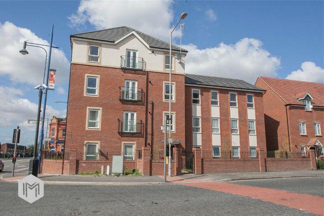 Thumbnail Flat for sale in Dean Lane, Newton Heath, Manchester