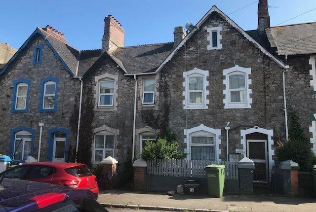 Thumbnail Flat to rent in Ellacombe Church Road, Torquay, Devon