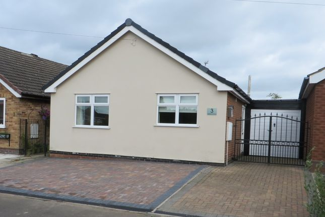 Thumbnail Detached bungalow to rent in Westbourne Road, Underwood