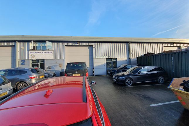 Thumbnail Industrial for sale in Fleming Road, Waltham Abbey