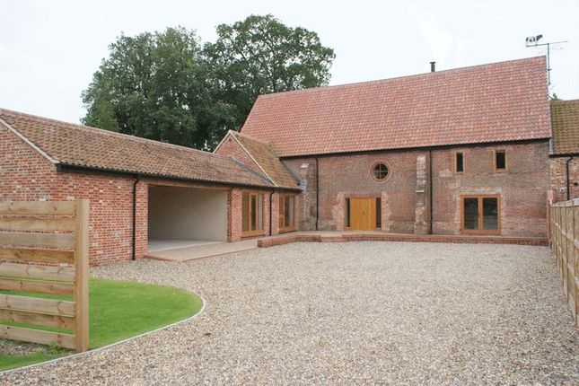 Thumbnail Barn conversion to rent in Witton, Norwich