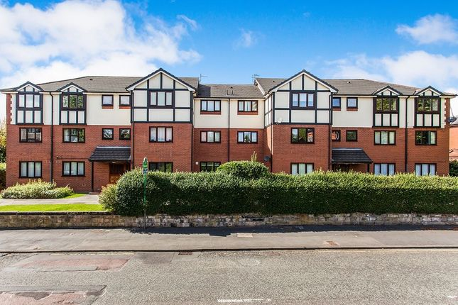 Thumbnail Flat to rent in Hillcrest Park Road, Salford