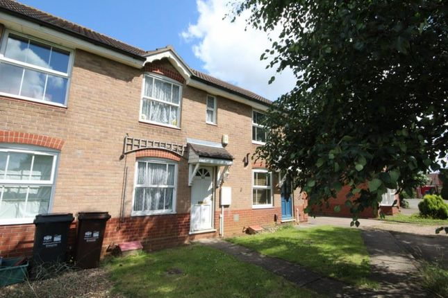 Thumbnail Terraced house for sale in Meltham Close, Little Billing, Northampton