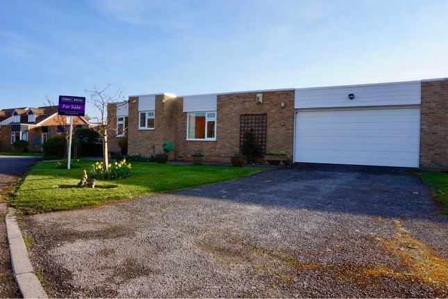 Thumbnail Detached bungalow for sale in Manor Farm Court, Selsey