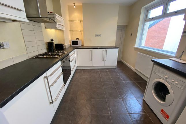 Thumbnail Terraced house to rent in Amherst Street, Cardiff