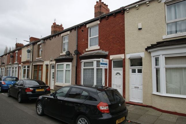 Thumbnail Terraced house to rent in Mccreton Street, Middlesbrough