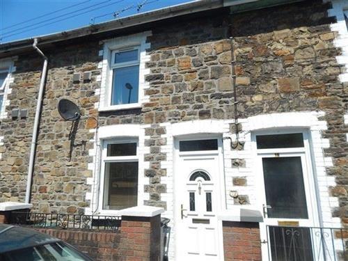 Thumbnail Terraced house to rent in Oak Street, Abertillery