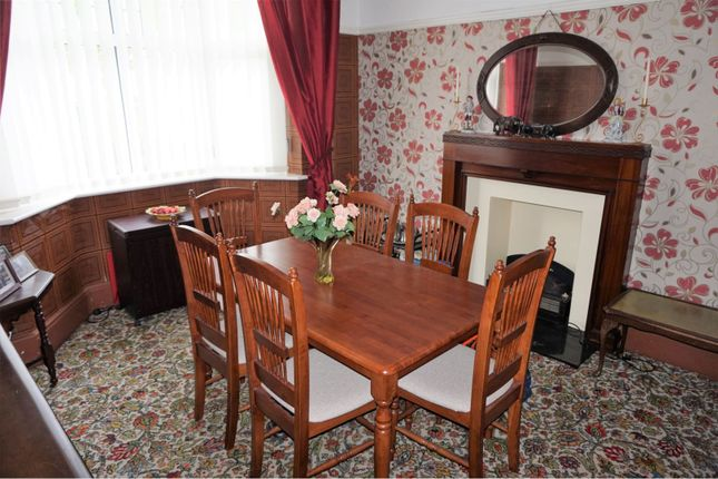 Dining Room of Glanmor Park Road, Sketty SA2