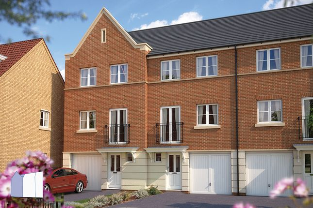 """Thumbnail End terrace house for sale in """"The Latimer II"""" at Manorville Road, Hemel Hempstead"""
