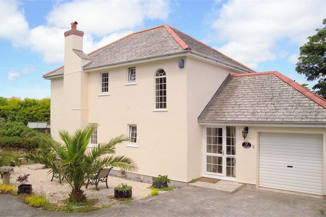 Thumbnail Detached house for sale in Chywoone Hill, Newlyn, Penzance