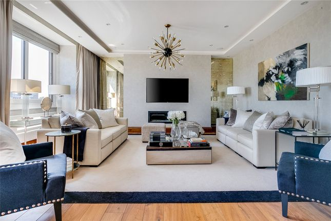 Thumbnail Flat for sale in Campden Hill Road, Kensington, London