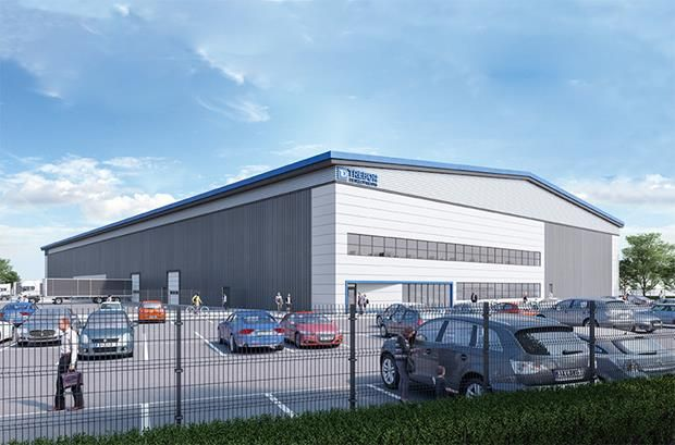 Thumbnail Light industrial to let in Unit 3 Boundary Park, Welsh Road, Zone One, Deeside, Flintshire