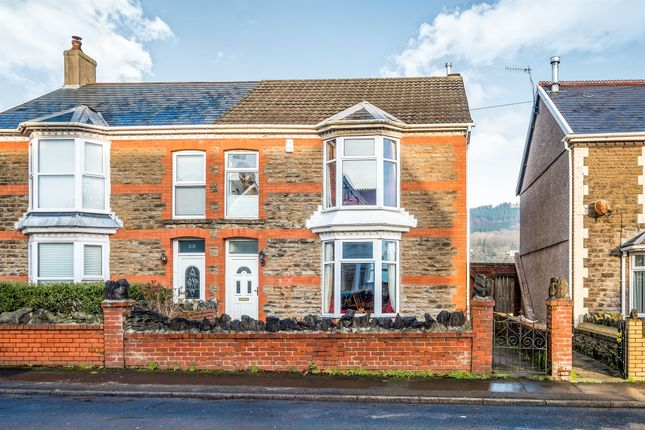 Thumbnail Semi-detached house for sale in Wern Road, Skewen, Neath