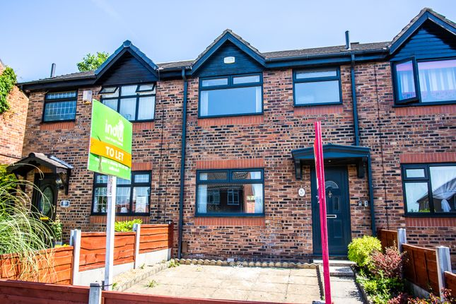Thumbnail Property to rent in Partington Lane, Swinton, Manchester