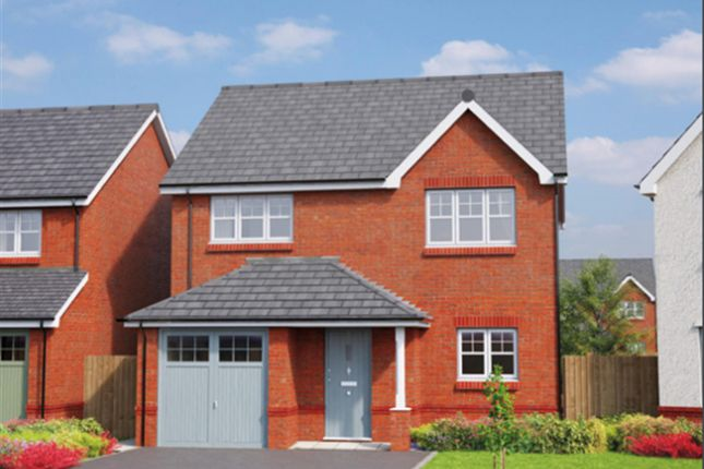 Thumbnail Detached house for sale in The Beaumont, Erddig Place, Wrexham