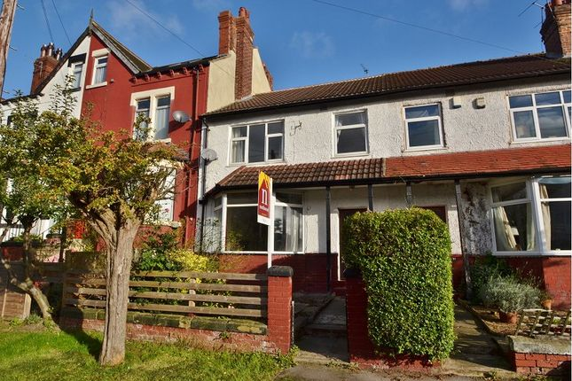 Thumbnail Terraced house to rent in Nunroyd Road, Moortown, Leeds
