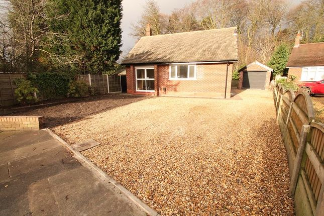 Thumbnail Detached bungalow for sale in Spinney Drive, Sale