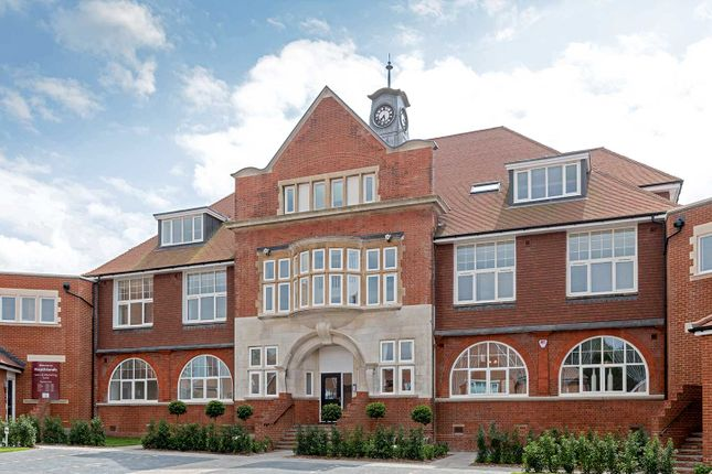 "Thumbnail Flat for sale in ""The Crest Collection - Second Floor 3 Bed"" at Old Bisley Road, Frimley, Surrey, Frimley"