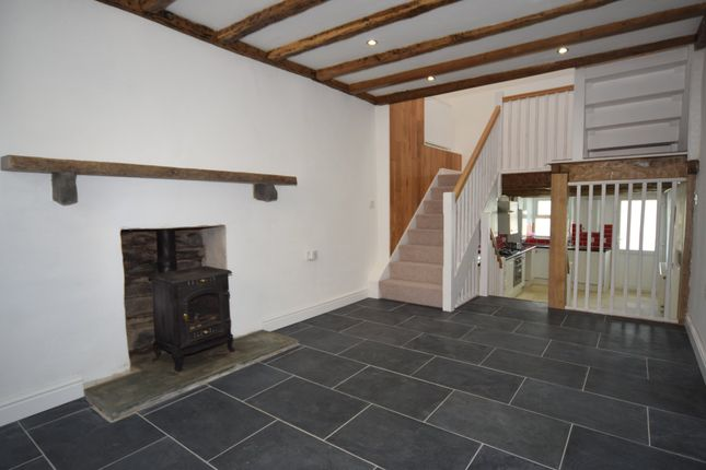 Thumbnail 2 bed end terrace house for sale in Sandside, Kirkby-In-Furness