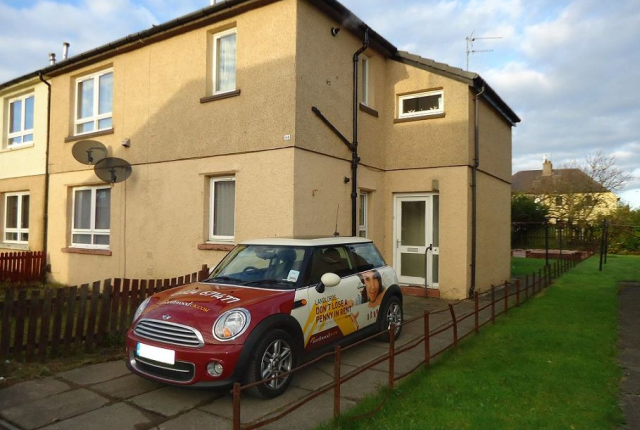 Thumbnail Flat to rent in Carmuirs Avenue, Camelon, Falkirk FK1,