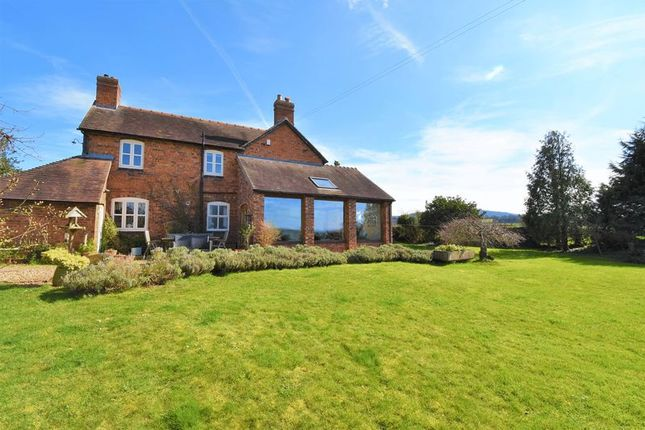 Thumbnail Detached house for sale in Whitefields, 1 Charlton, Telford