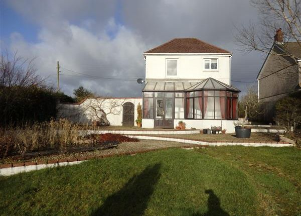 Thumbnail Detached house to rent in Glanwern, Capel Hendre, Ammanford
