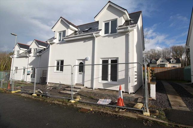 Thumbnail Detached house for sale in Llain Capelulo, Pentre Berw, Gaerwen
