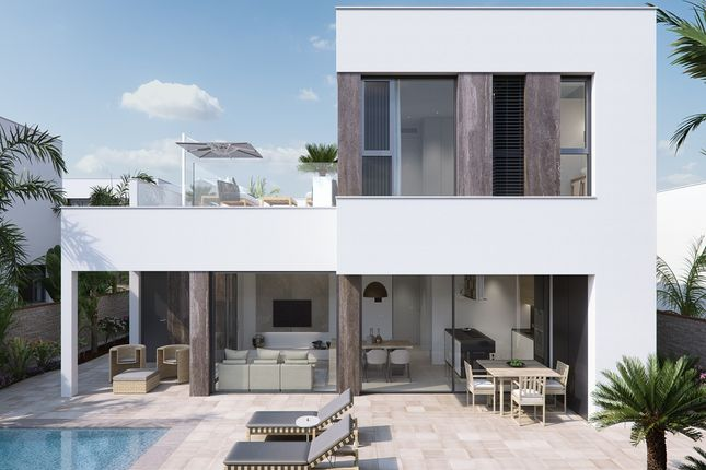 Thumbnail Villa for sale in Pilar De La Horadada, Costa Blanca South, Spain