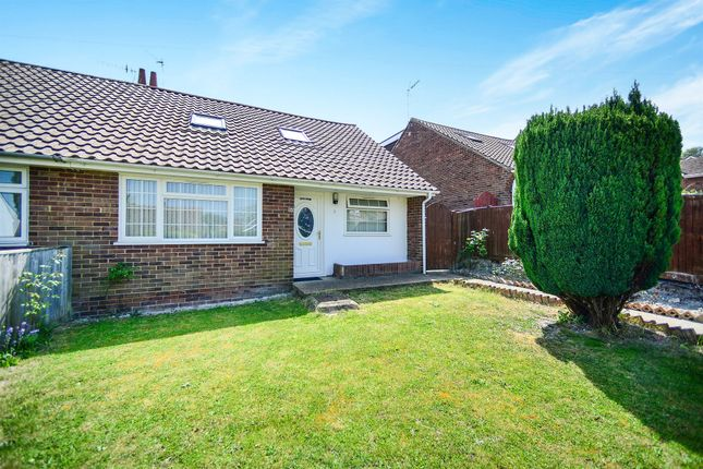 Thumbnail Semi-detached bungalow for sale in Eridge Road, Eastbourne