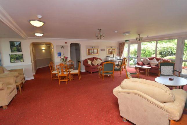 Communal Lounge of Stanley Court, Stanley Road, St Marychurch, Torquay, Devon TQ1