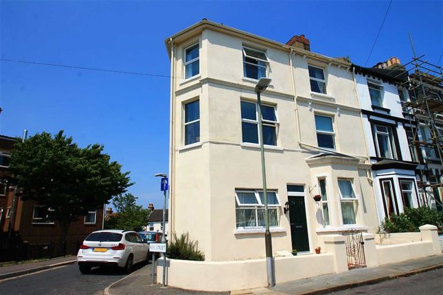 Thumbnail End terrace house for sale in North Terrace, Hastings, East Sussex