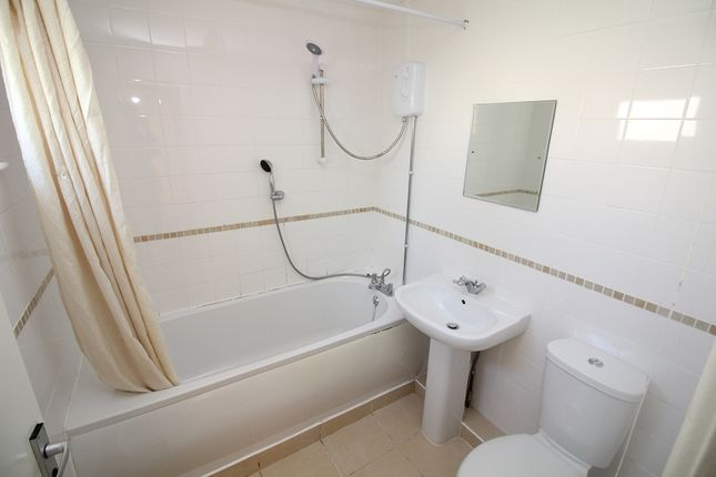 Bathroom of Larch Road, Milford Haven, Pembrokeshire. SA73