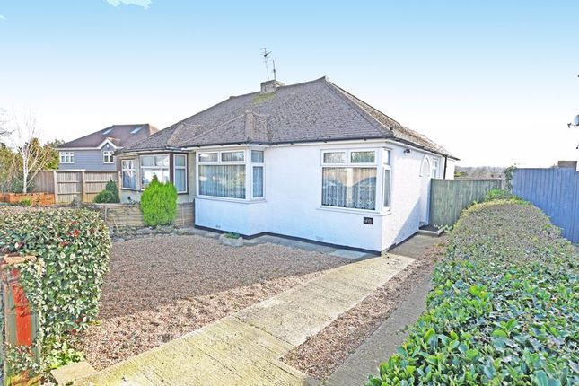 2 bed semi-detached house to rent in Royston Road, Bearsted, Maidstone ME15