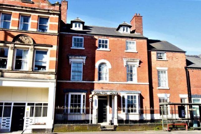 2 bed flat to rent in 2 Bedroom Ground Floor Flat, London Road, Derby Centre DE1