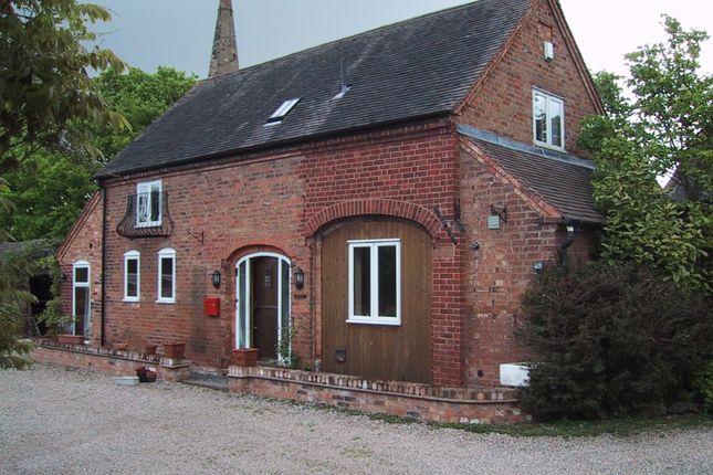 Thumbnail Barn conversion to rent in Church End, Shustoke